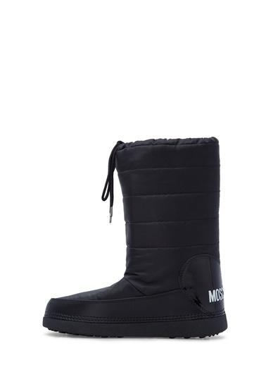 Love Moschino Kar Botu Siyah
